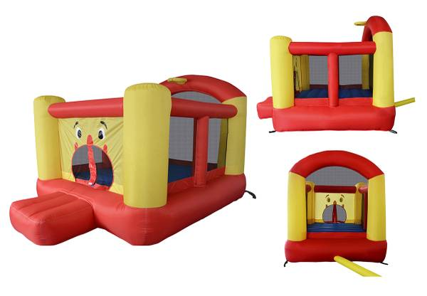 Bounce House Jump For Fun Frogg S Pump It Up Inflatable