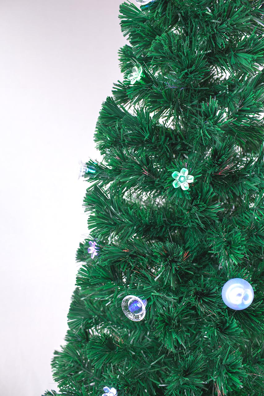 X\'mas, Christmas Tree, Green, Angel, holiday, ornaments