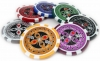 500 14g Dollar High Roller Casino Poker Chips Set Model 655