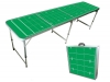 "Beer Pong Aluminum Folding Table W/ Handle 8"" BP-02"