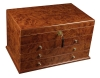 Luxry Cigar Humidor w/ Trays - 300ct Super Capacity