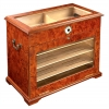 Large Capacity Cabinet Cigar Humidor - Table Display - 400ct