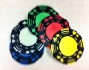 Set of Poker Coasters - 5PCS