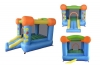 Castle Bounce House Balloon Moonwalk With Slide