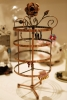 Earring Jewelry Display Rotating Stand Rack