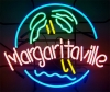 NEON BEER BAR SIGN JIMMY MARGARITAVILLE LIGHT