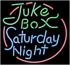 NEON SIGN JUKEBOX SATURDAY NIGHT JUKE BOX BEER BAR
