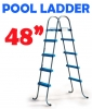 48 Inch Above Ground Swimming Pool Ladder - A Frame