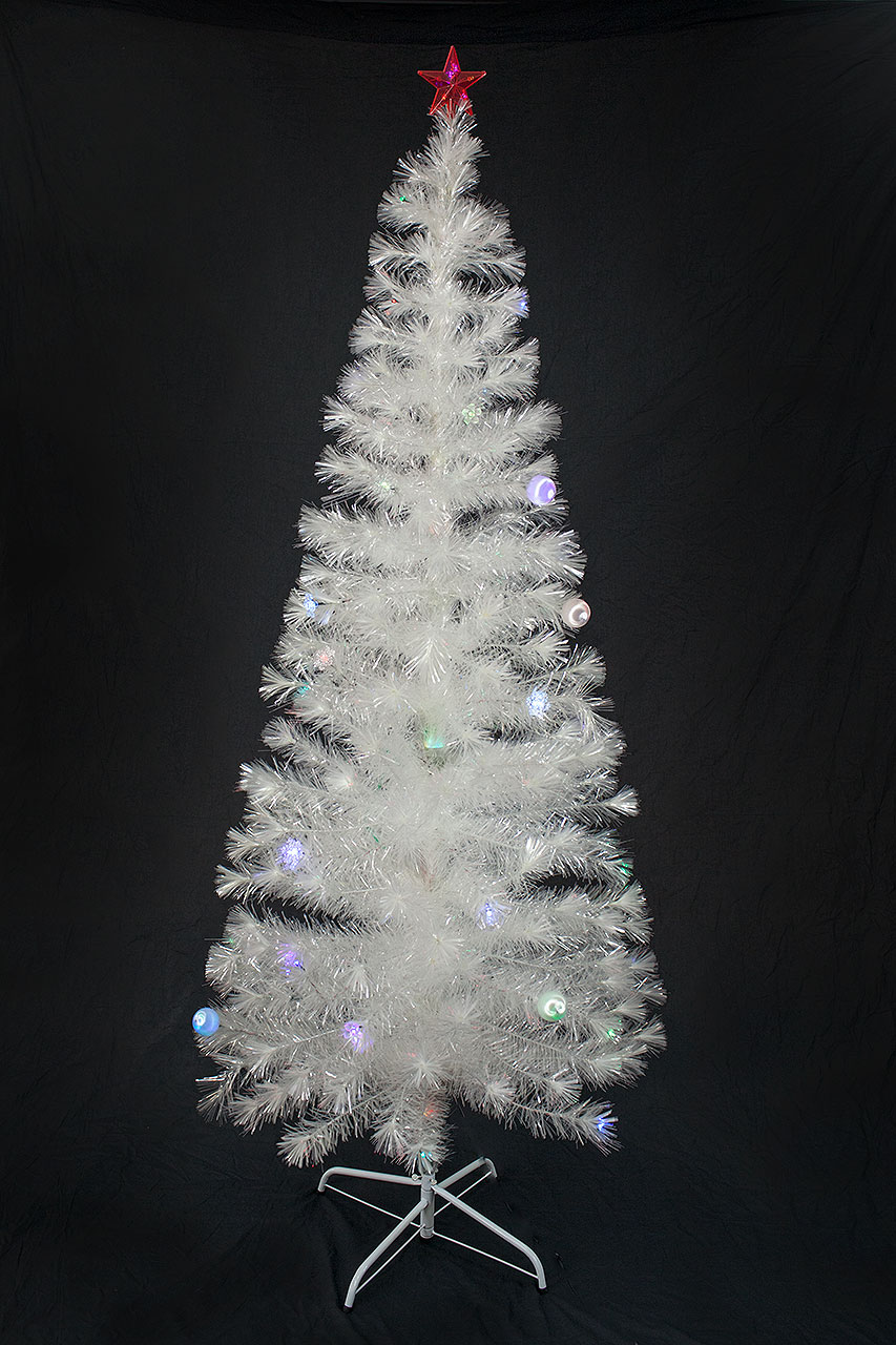 5 Ft Fiber Optic Christmas Tree